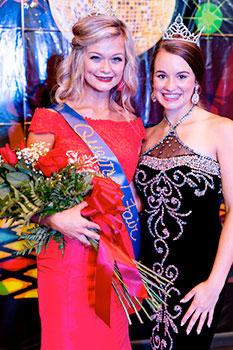 Wayne County Fair Queen 2018